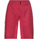 VAUDE Ligure pantaloncini da ciclismo Donna rosso